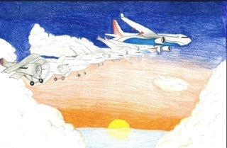 Aviation Art Contest
