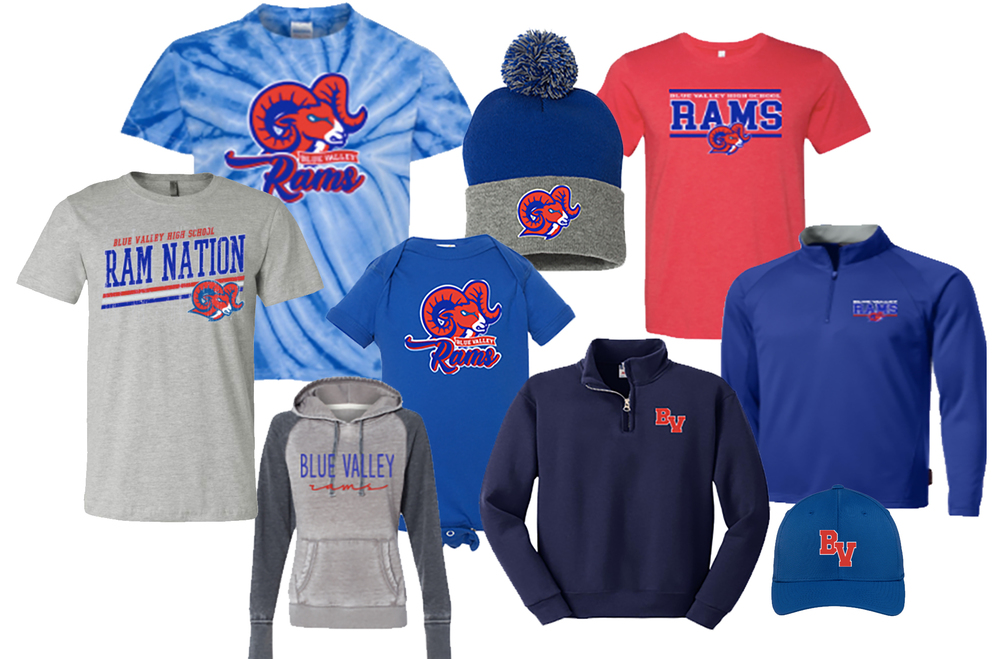 Ram Nation Spirit Gear