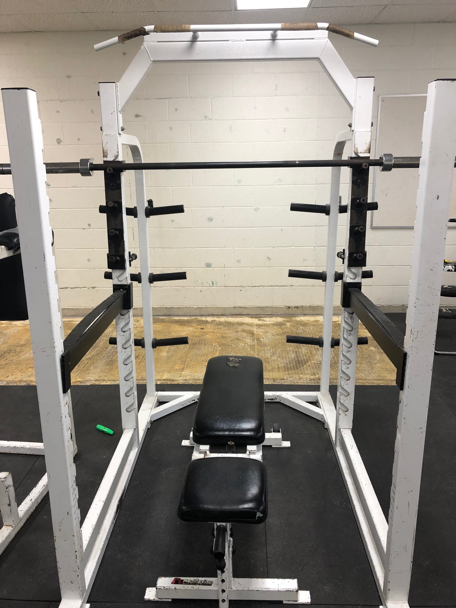 For Sale: Weight Room Equipment