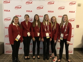 Blue Valley FCCLA National. Leadership Conference