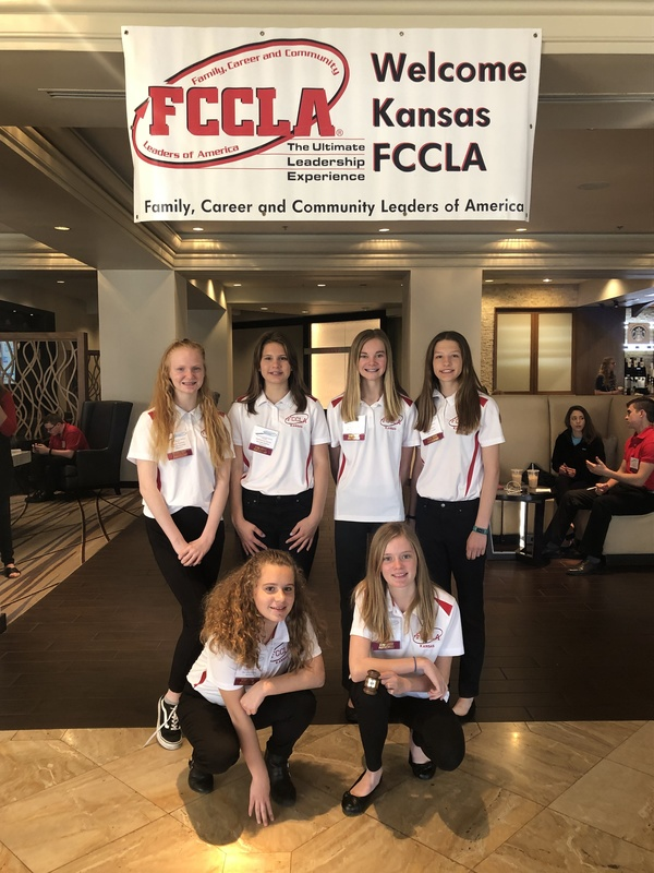 FCCLA State Leadership Conference in Wichita